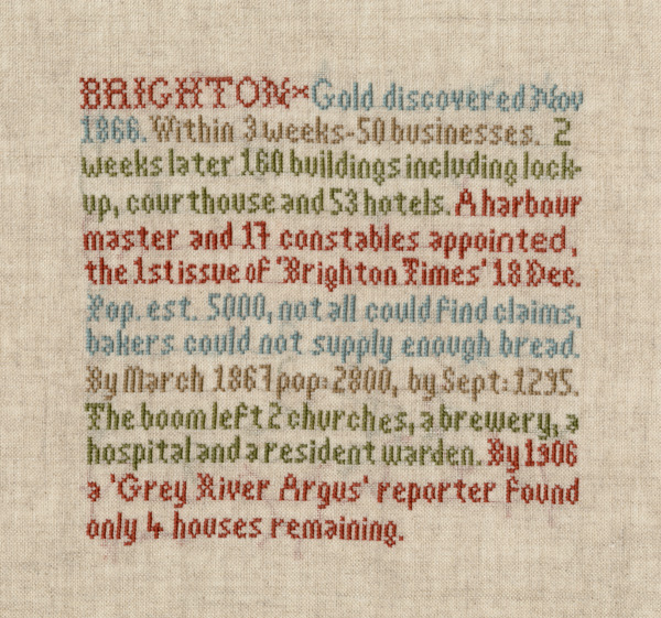 Brighton text sampler. (2014).