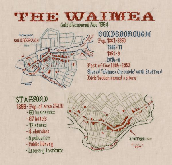 Waimea sampler. (2014).