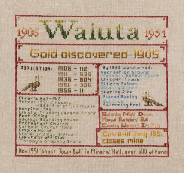 Waiuta sampler. (2013).